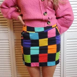 Loudmouth Hollywoody Golf Skirt